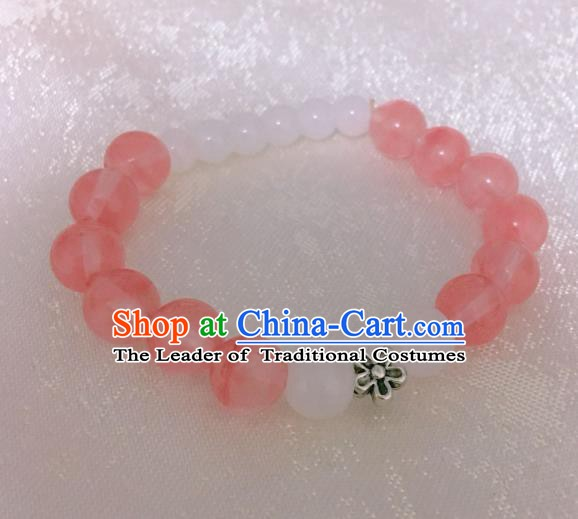 Traditional Chinese Ancient Jewelry Accessories Beads Bracelets for Women