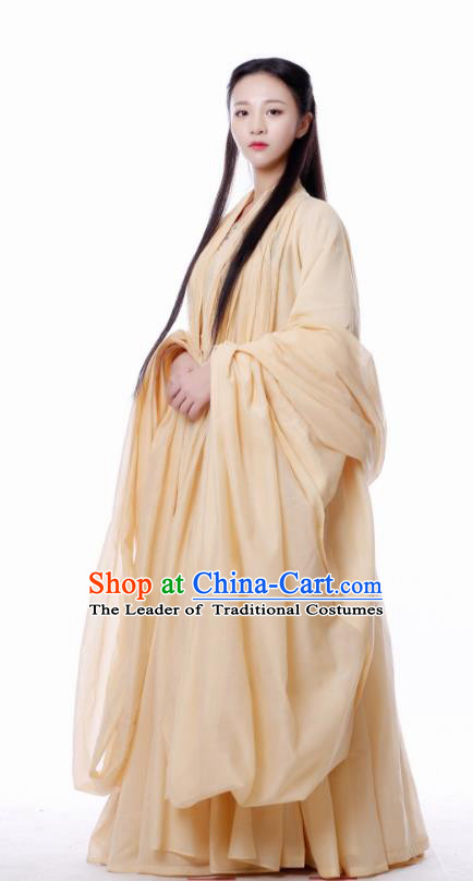 Chinese Ancient Television Drama Untouchable Lovers Palace Princess Embroidered Replica Costumes for Women