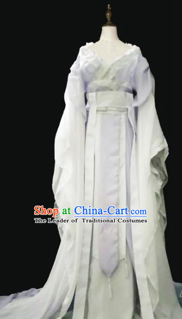 Chinese Ancient Cosplay Princess Consort Hanfu Dress Han Dynasty Palace Lady Costume for Women