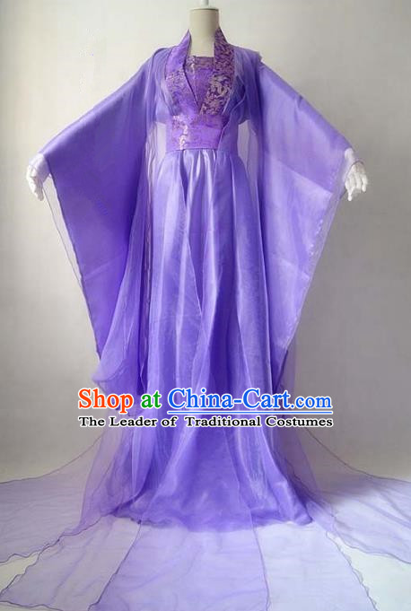 Chinese Tang Dynasty Imperial Consort Hanfu Dress Ancient Fairy Traditional Costume for Women