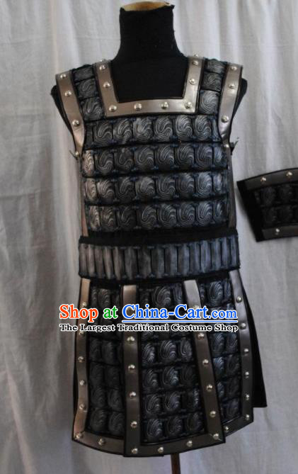 Top Grade Chinese Handmade Ancient Armor Warrior Armour Vest for Men