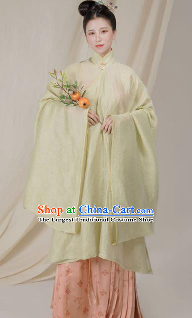 Top Grade Chinese Ancient Ming Dynasty Dowager Hanfu Dress Clothing for Women