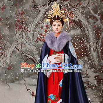Chinese Qing Dynasty Imperial Consort Costume Ancient Palace Lady Hanfu Dress for Women
