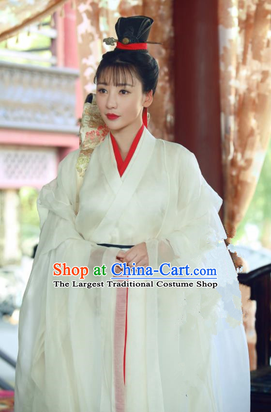 Chinese Ancient Drama Hanfu Dress Traditional Ming Dynasty Palace Lady Replica Costumes for Women