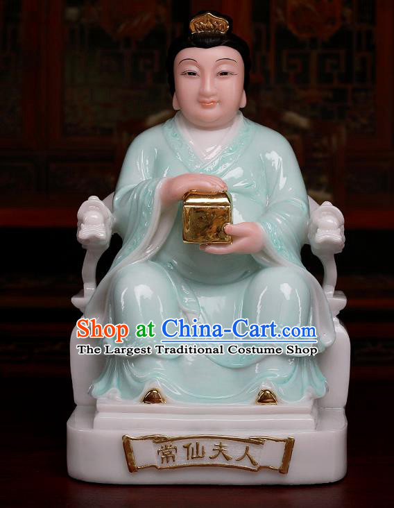 Chinese Traditional Religious Supplies Immortal Feng Shui Statue Taoism Accessories