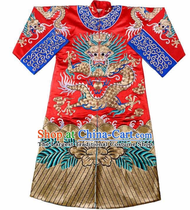 Professional Chinese Beijing Opera Costume Traditional Peking Opera General Clothing for Adults