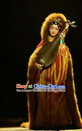 Beautiful Chinese Dance Wang Zhaojun Dance Costume Traditional Classical Dance Dress for Women