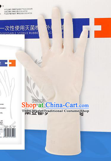 Made In China Disposable Rubber Gloves to Avoid Coronavirus Medical Gloves 20 items